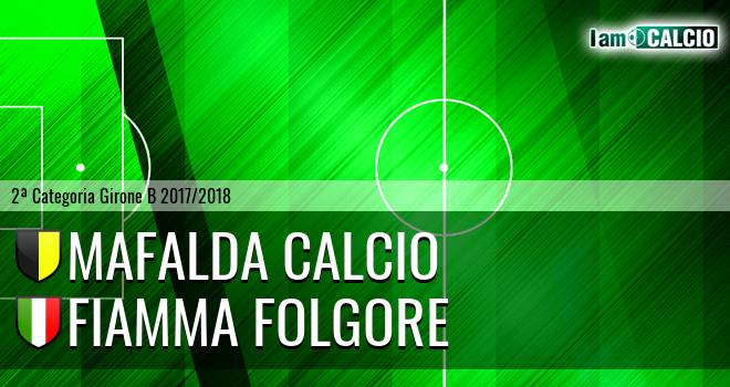 Mafalda Calcio - Fiamma Folgore
