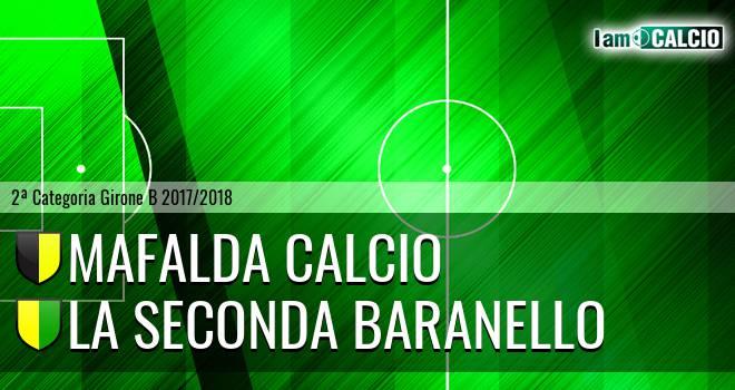 Mafalda Calcio - La Seconda Baranello
