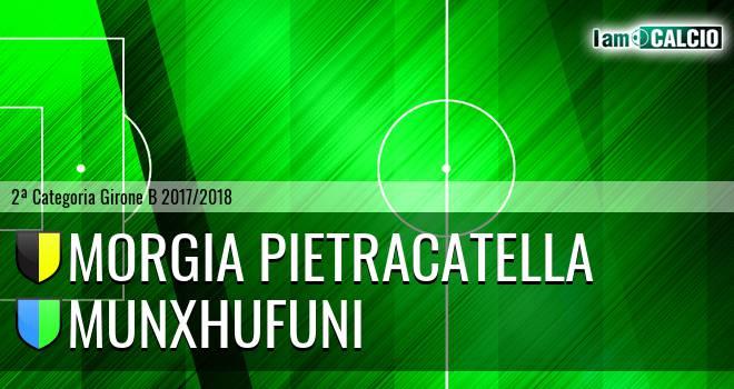 Morgia Pietracatella - Munxhufuni