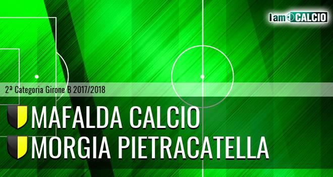 Mafalda Calcio - Morgia Pietracatella