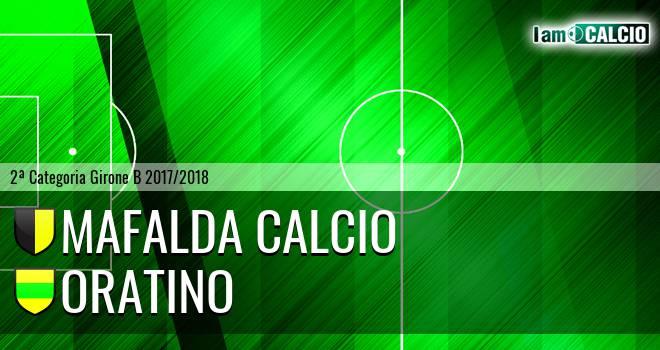 Mafalda Calcio - Oratino