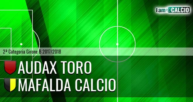 Audax Toro - Mafalda Calcio