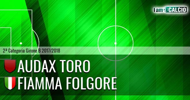 Audax Toro - Fiamma Folgore
