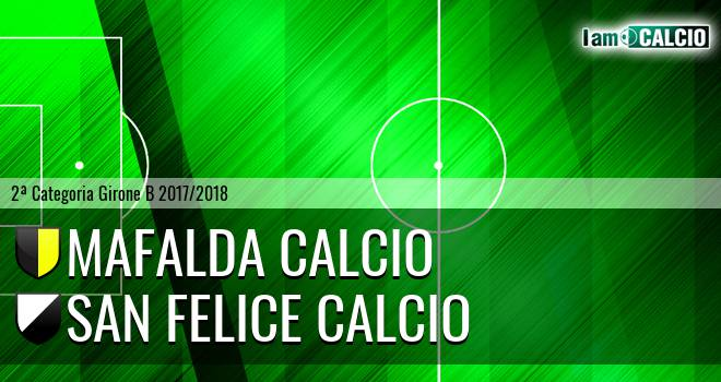 Mafalda Calcio - San Felice Calcio