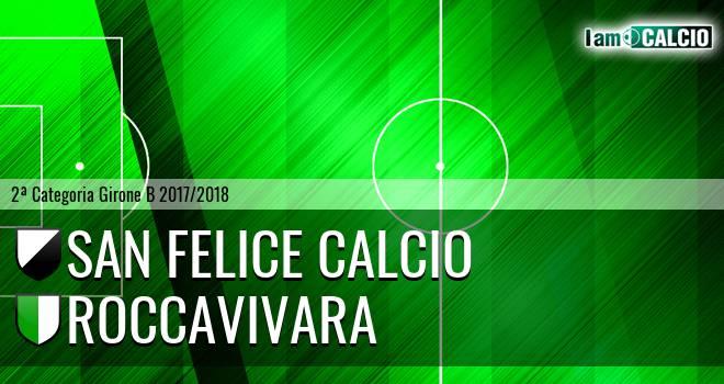 San Felice Calcio - Roccavivara