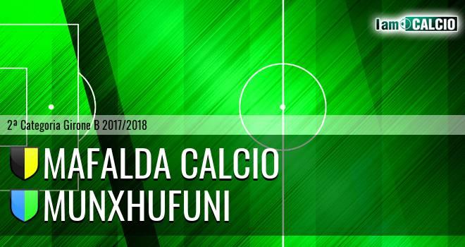 Mafalda Calcio - Munxhufuni