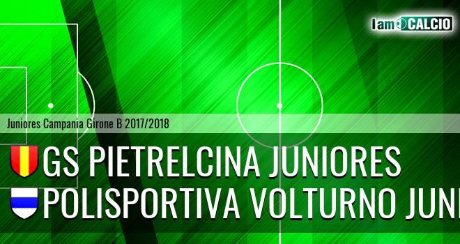GS Pietrelcina Juniores - Polisportiva Volturno Juniores
