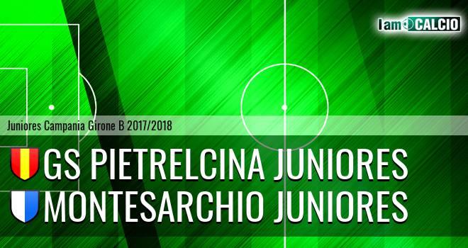 GS Pietrelcina Juniores - Montesarchio Juniores