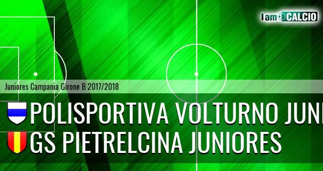 Polisportiva Volturno Juniores - GS Pietrelcina Juniores