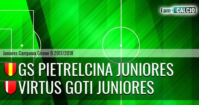 GS Pietrelcina Juniores - Virtus Goti Juniores