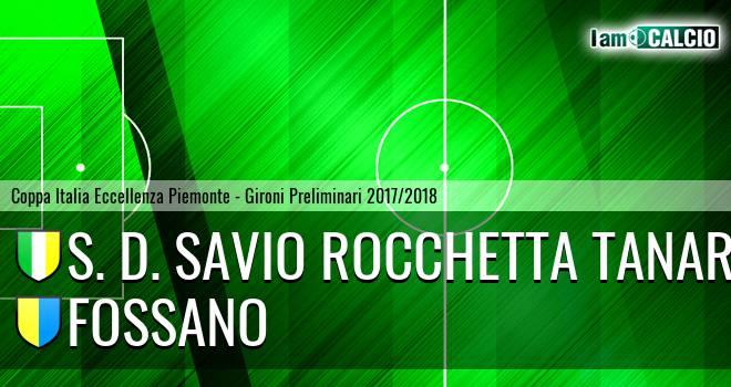 S. D. Savio Rocchetta Tanaro - Fossano