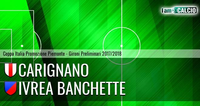 Carignano - Ivrea Banchette
