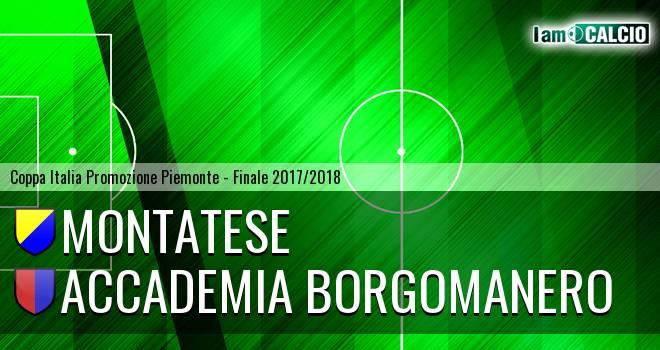 Montatese - Accademia Borgomanero