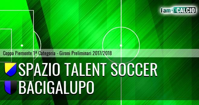 Spazio Talent Soccer - Bacigalupo