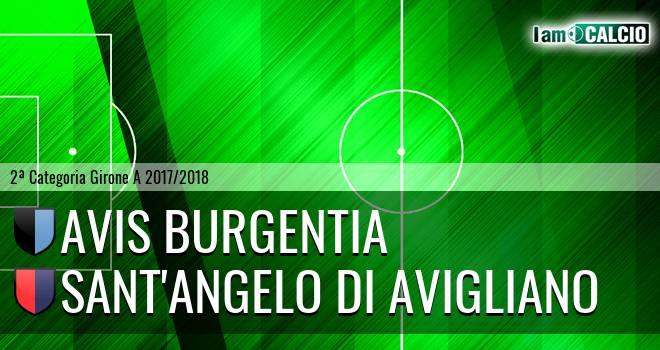 Avis Burgentia - Sant'Angelo di Avigliano