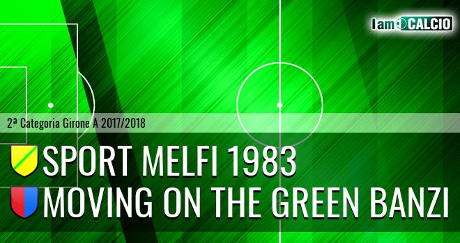 Sport Melfi 1983 - Moving on the Green Banzi
