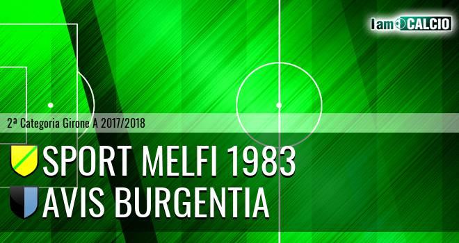 Sport Melfi 1983 - Avis Burgentia