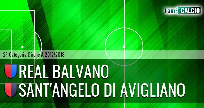 Real Balvano - Sant'Angelo di Avigliano