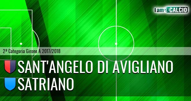 Sant'Angelo di Avigliano - Satriano