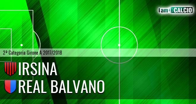 Irsina - Real Balvano