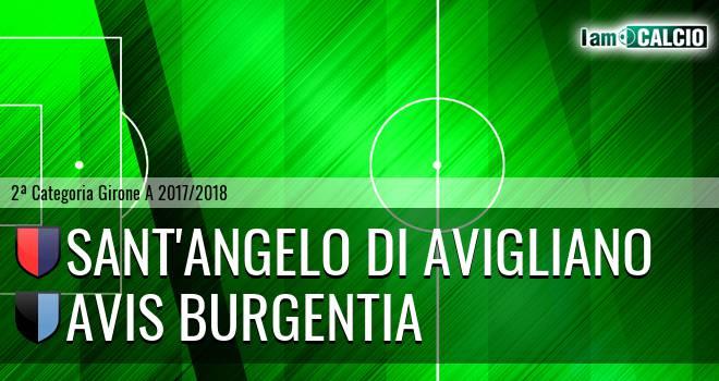 Sant'Angelo di Avigliano - Avis Burgentia