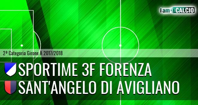 Forenza - Sant'Angelo di Avigliano