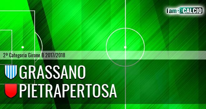 Grassano - Pietrapertosa
