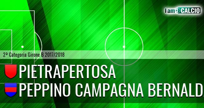 Pietrapertosa - Peppino Campagna Bernalda