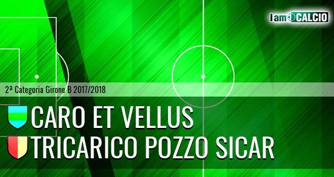 Caro et Vellus - Tricarico Pozzo Sicar