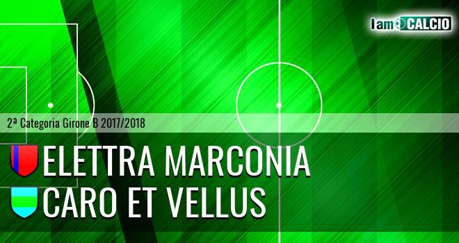 Elettra Marconia - Caro et Vellus