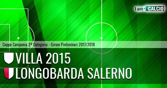 Villa 2015 - Longobarda Salerno