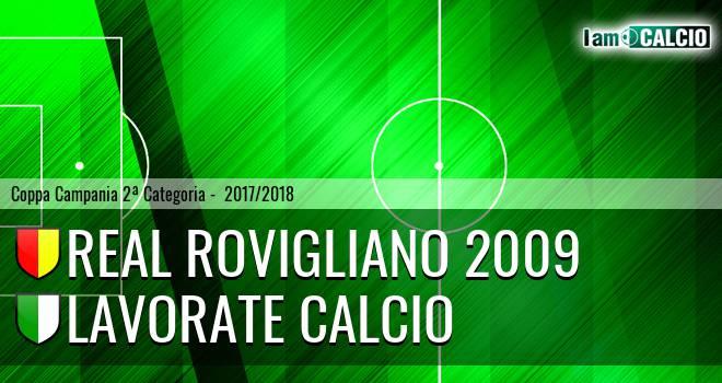 Real Rovigliano 2009 - Lavorate Calcio