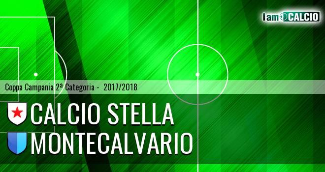 Calcio Stella - Montecalvario