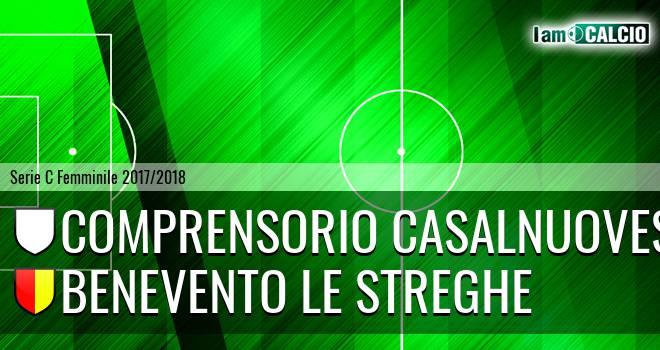Comprensorio Casalnuovese - Benevento Le Streghe