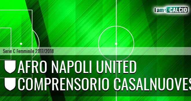 Afro Napoli United Femminile - Comprensorio Casalnuovese
