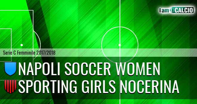 Napoli Soccer Women - Sporting Girls Nocerina