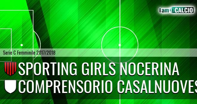 Sporting Girls Nocerina - Comprensorio Casalnuovese
