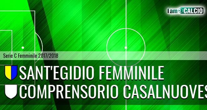 Sant'Egidio Femminile - Comprensorio Casalnuovese
