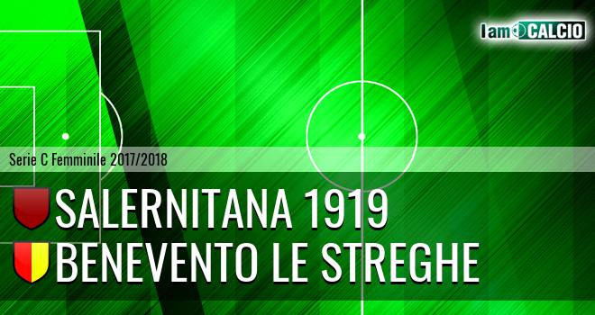 Salernitana 1919 - Benevento Le Streghe