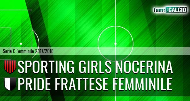 Sporting Girls Nocerina - Pride Frattese Femminile