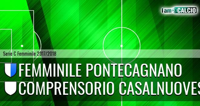 Femminile Pontecagnano - Comprensorio Casalnuovese