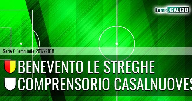 Benevento Le Streghe - Comprensorio Casalnuovese