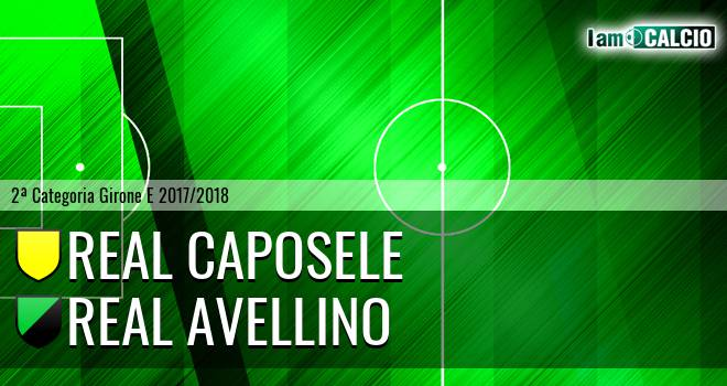 Real Caposele - Real Avellino