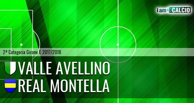 Valle Avellino - Real Montella