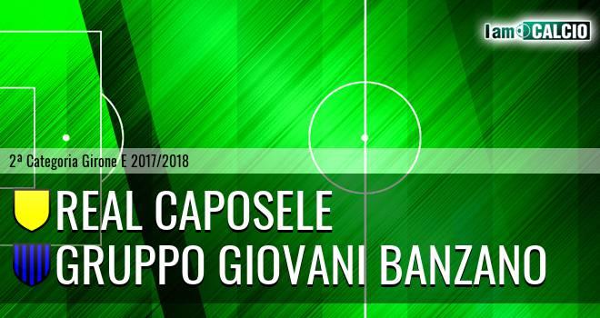Real Caposele - Banzano