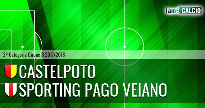 Castelpoto - Sporting Pago Veiano
