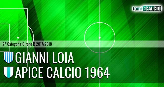 Gianni Loia - Apice Calcio 1964