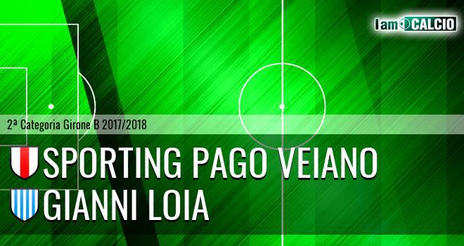 Sporting Pago Veiano - Gianni Loia
