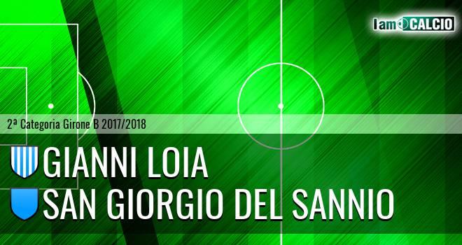 Gianni Loia - San Giorgio del Sannio