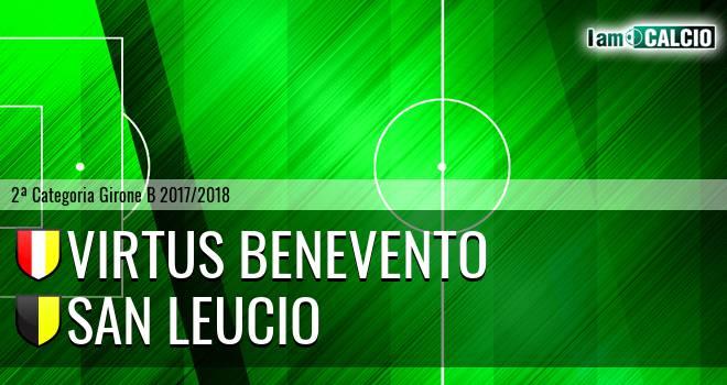 Virtus Benevento - San Leucio